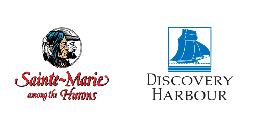 Sainte-Marie among the Hurons and Discovery Harbour